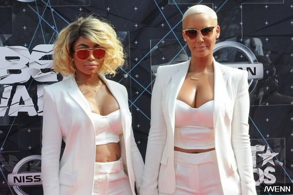 Amber Rose and Blac Chyna Are Getting Their Own MTV Reality